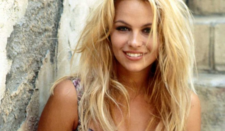 Pamela Anderson Through The Years