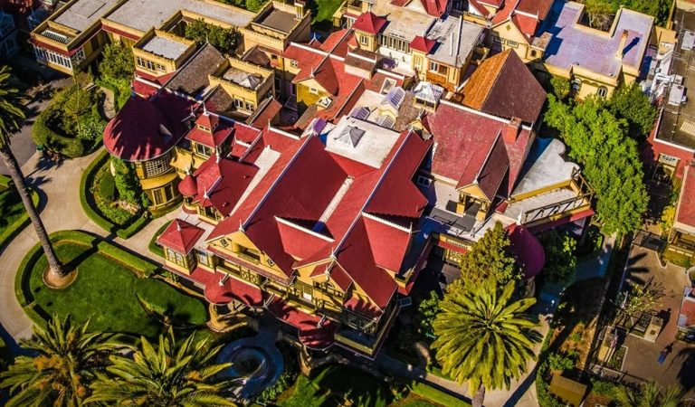 The True Story Of The Winchester Mystery House