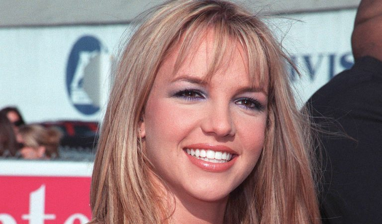 10 Ridiculously Stunning Photos Of Britney Spears