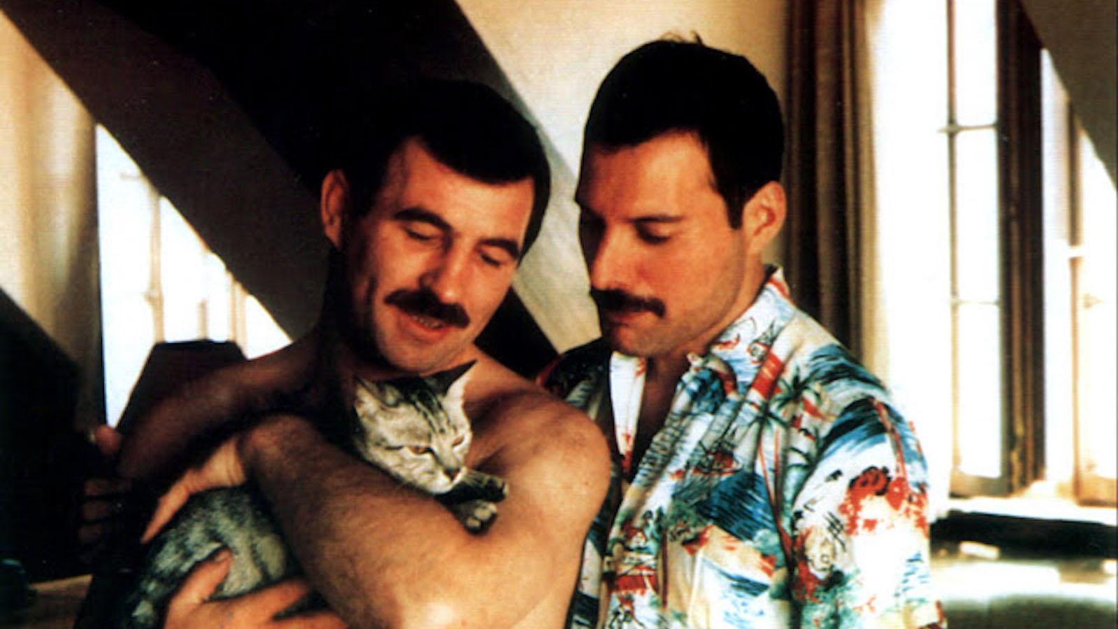 10 Little-Known Facts About Jim Hutton, Freddie Mercury's Longtime Partner