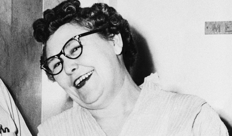 """10 Horrendous Details Surrounding Nannie Doss, The """"Giggling Granny"""""""