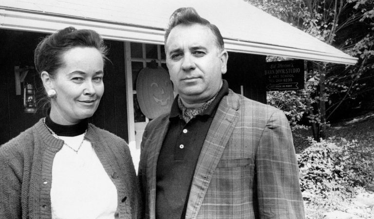 """10 Ghostly Details Surrounding Ed And Lorraine Warren, The Paranormal Investigators Who Inspired """"The Conjuring"""""""