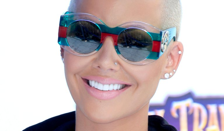10 Ridiculously Stunning Photos Of Amber Rose